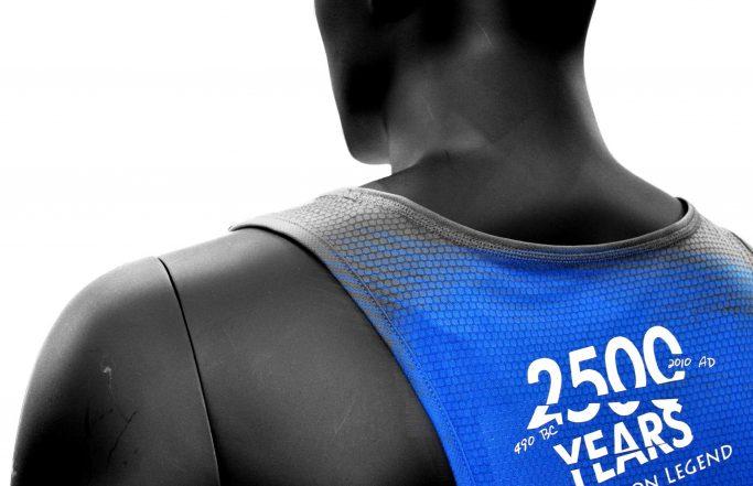 Athens Marathon 2500 years